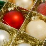 красивые новогодние елочные шары