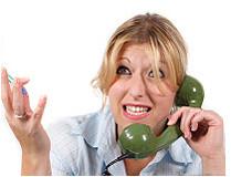 женская болтовня по телефону