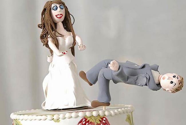 это развод после 40