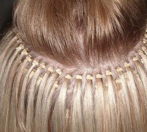 способы наращивания волос у женщин