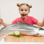 Пять продуктов, которые делают наших детишек умными