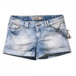 Мода 2012: джинсовые шорты