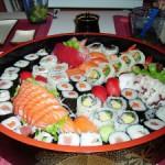 Калорийность суши