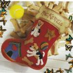 Мастер-класс по пошиву рождественских носочков