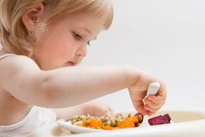 готовим ужин для ребенка