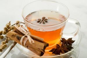 делаем согревающий чай