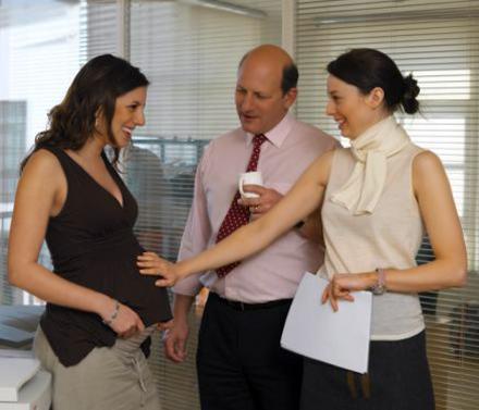 беременность и работа: как совместить?