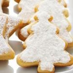 Печенье к новогоднему столу  «Сладкая елочка»