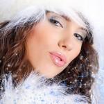 Косметические средства для снежной зимы