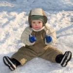 Как одеть своего ребенка, когда за окном мороз