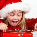 Новогодние подарки для детей до 6 лет