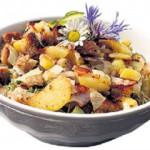 Легкие, пикантные, полезные  салаты