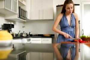 тесная кухня