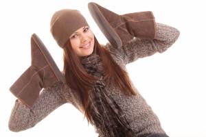 модная зимняя обувь 2013