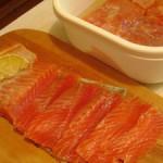 Как засолить красную рыбу?