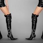Сапожки на любой вкус – модные тенденции 2013