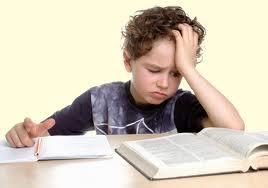 почему ребенок не хочет читать