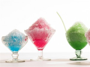 фруктовый лед фото