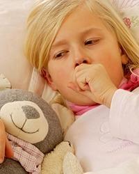 лечим кашель у ребенка