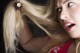 ломкость волос фото