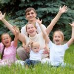 Роль семьи в воспитании ребенка