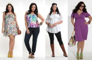одежда для полных женщин фото