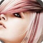 Меняем образ или красим волосы в два цвета