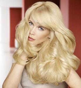 домашнее осветление волос фото