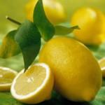 Лимонный пилинг