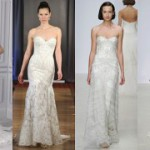 Свадебное платье 2013 года: тренды