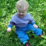 Ребенок упал: как правильно среагировать
