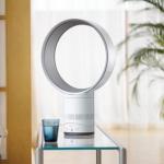 Настольный безлопастный вентилятор Dyson AM01