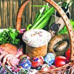 Пасхальная корзина: оформление и цены