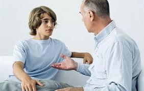 поговорить с ребенком