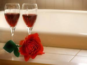 романтическое свидание с парнем
