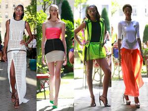модные тенденции лето 2013 фото