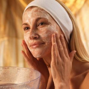 очищение кожи пилинг