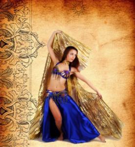 восточные танцы живота фото