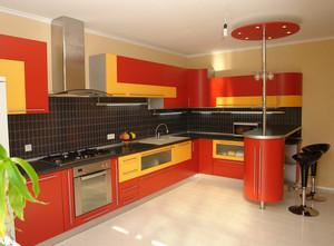 уют на кухне фото