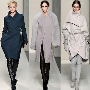 пальто мода 2013
