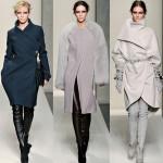 Осень в пальто.Мода 2013
