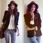 Создание винтажного стиля в одежде