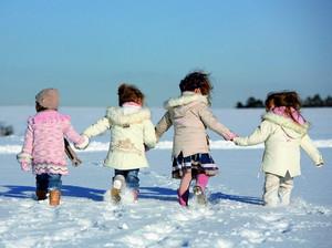 февральские дети фото
