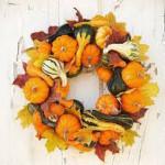 Осенние украшения для дома