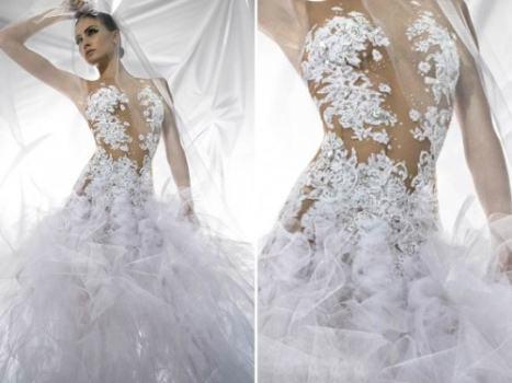 Чем хороши свадебные брендовые платья