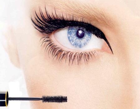 Косметика для глаз - разные виды туши