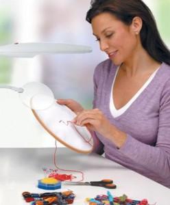 Рекомендации по работе с пяльцами для начинающих любителей вышивания