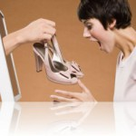 Покупка обуви через интернет магазин